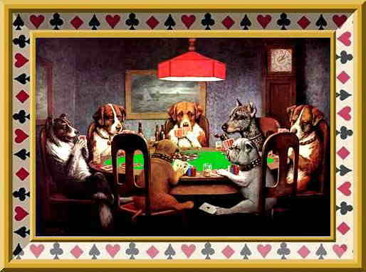 dogs-poker-game